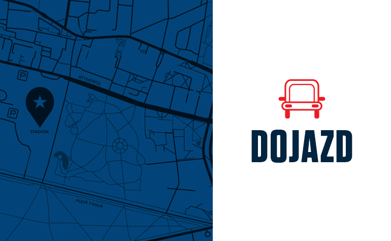05e76fb9a Dojazd - Wisła Kraków